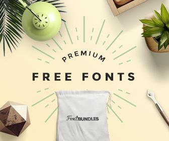 Premium Free Fonts